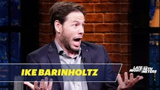 Ike Barinholtz's Vasectomy Had a Disturbing Side Effect