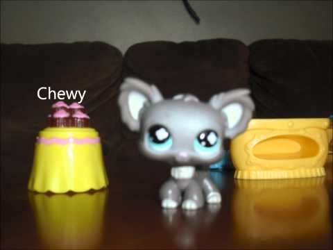 My favorite littlest pet shops and names
