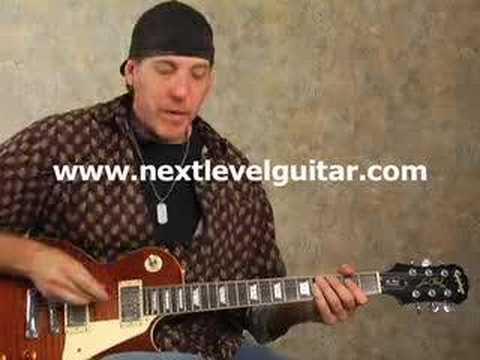 How to play guitar - kill switch trick ala Tom Morello Rage