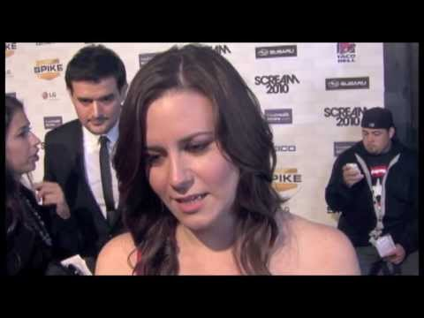 Katie Featherston Interview - 