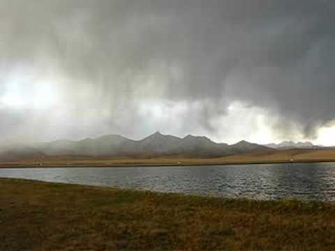 Lake Son-Kul, Kyrgyzstan