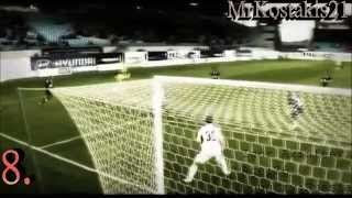 Top 10 варатарей в 2013г. -HD- Top 10 Goalkeepers in the World