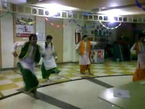 HCL independence day 2009 tushar vineet sugam and himashu bhangra...