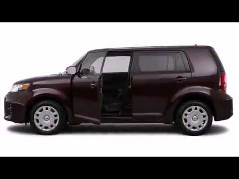 2015 Scion xB Video