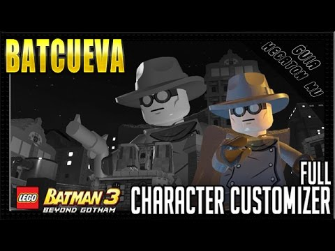Lego Batman 3 Character Grid Lego Batman 3 m s All de