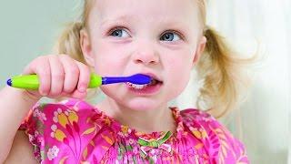 Детский спектакль про маленькие зубки