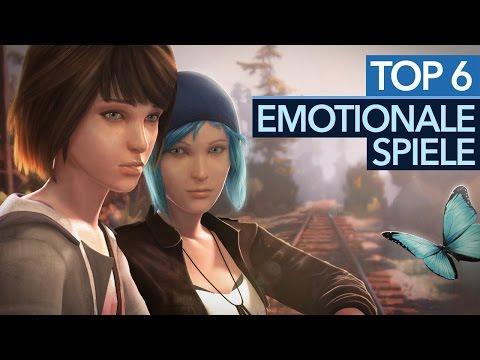6 Spiele zum Weinen - Bei diesen Games kamen uns die Tränen