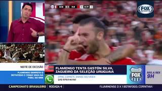 Flamengo de olho em zagueiro da seleção do Uruguai