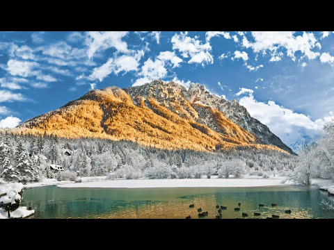 Beautiful Nature Images - Relaxing Music (Full 1080p HD)