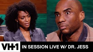Charlamagne tha God on Raising Black Daughters | In Session Live with Dr. Jess