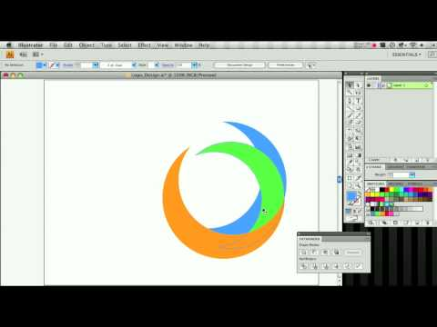 Adobe Illustrator Logo Design