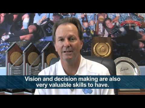Recruiting Guidelines used by Anson Dorrance!