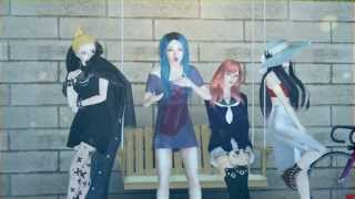 Come back home MV - 2NE1 sims 3 ver
