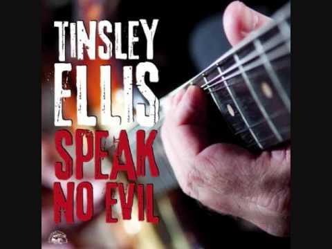 Tinsley Ellis - Rockslide - Electric Blues