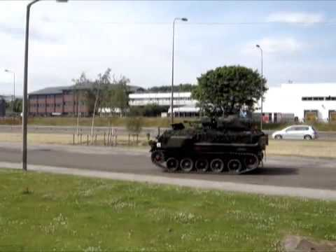 Tank Driving Scotland - Driving Test 5