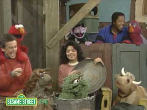 Sesame Street - Oscar Don