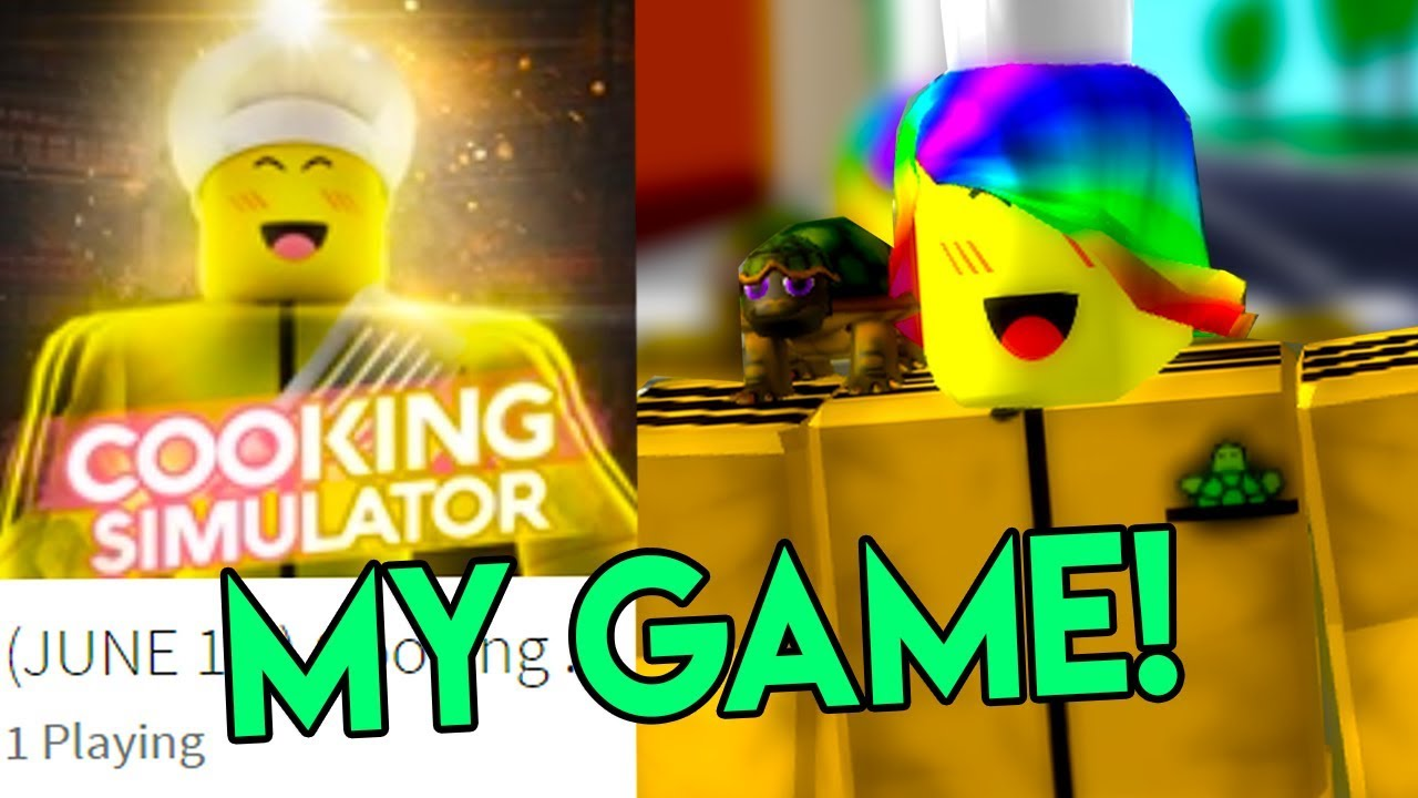 ROBLOX COOKING SIMULATOR *EARLY ACCESS!!*