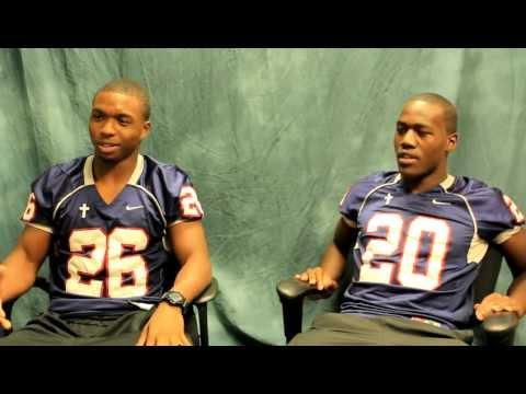 Miami Herald Prep Football Media Day Interview Columbus part two