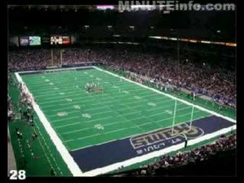 Edward Jones Dome in One Minute Video