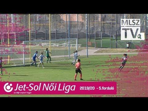 MTK Hungária FC - ETO FC Győr | 3-1 | JET-SOL Liga | 5. forduló | MLSZTV