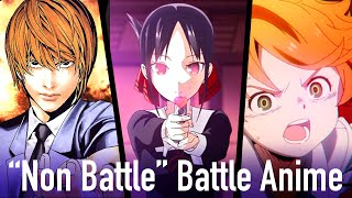 """Non Battle"" Battle Anime"