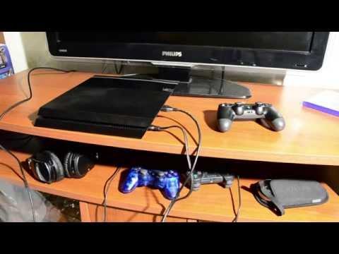 Распаковка бракованной Sony Playstation 4