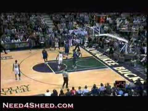 Rasheed Wallace, Ball don't lie Bogut Video