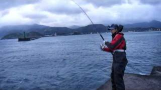 Shore Jigging Taiwan - 馬加鰆 5kg  BF阿哲