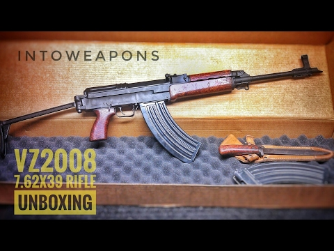 CAI VZ-2008 (Czech vz.58) - Unboxing & Overview