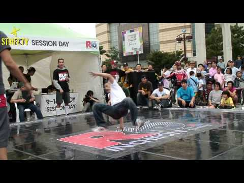 Differ vs Tigger| UK CHAMPS KOREA '09
