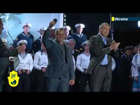 Crimean referendum: Russia claims victory in farcical vote under military occupation