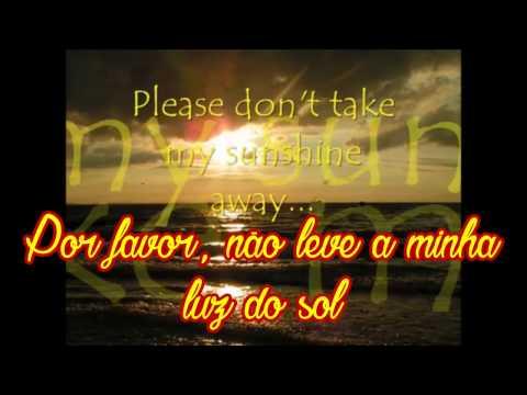You are my sunshine legendado pt Br Music by Elizabeth Mitchell