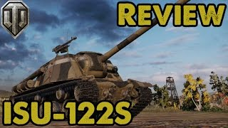 ISU-122S Review - World of Tanks Console (Xbox/PS4)
