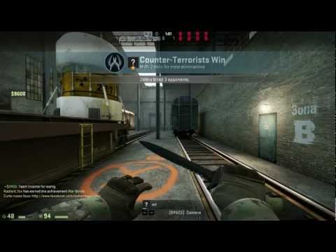 Counter-Strike: Global Offensive (CS:GO) Gameplay