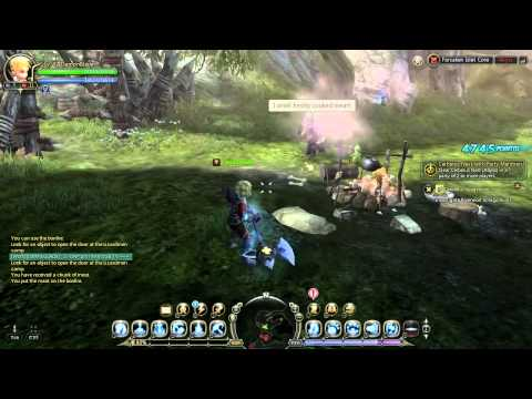 Dragon Nest - Apresentação e Gameplay (Pt Br)