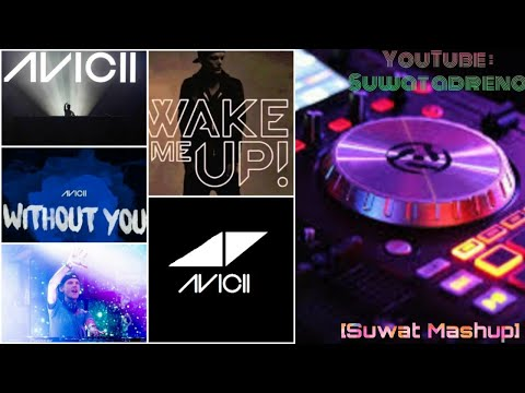 Avicii - Wake Me Up vs Without You (Tribute Video) [Suwat Mashup]