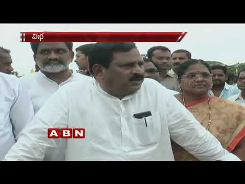 All Set for Dharma Porata Deeksha in Kakinada, AP CM to Attend Protest | ABN Telugu