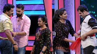 Thakarppan Comedy   Super funny game and punishment for thakarppan stars!!!    Mazhavil Manorama