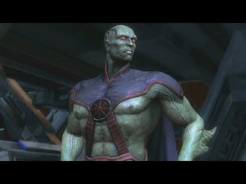 Learn and talk about Martian Manhunter, Comics characters introduced