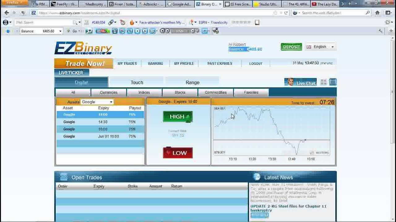 777 binary - binary options trading