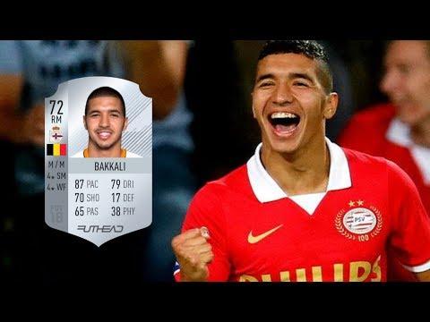 ГЛАВНЫЙ ТАЛАНТ FIFA 14 ЗАКАРИЯ БАККАЛИ l НЕРАСКРЫВШИЕСЯ ЗВЕЗДЫ FIFA