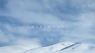 Missoula Montana - Winter Wonderland