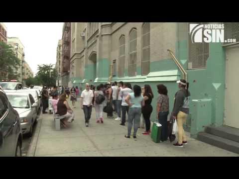 Dominicanos arrestados en Nueva York acusados de estar en pandillas y vender drogas