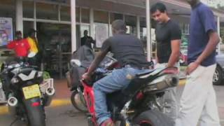 Kenyan Motorcyclists : A Growing Breed