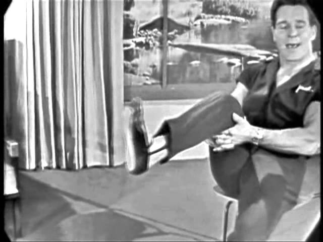 The Jack LaLanne Show Ep. 1 (Part 4)