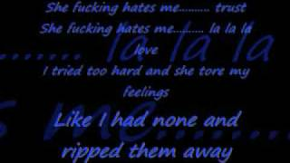 She Fucking Hates Me Puddle of Mudd (lyrics)