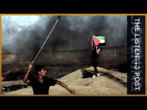 🇵🇸 🇮🇱 How the media covered death in Gaza and the Jerusalem ceremony | The Listening Post (Lead)