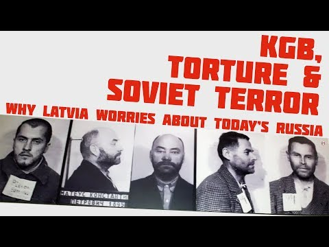 KGB, torture and Soviet terror: why Latvia worries about today's Russia (NATO Review)