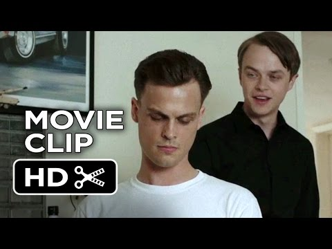 Life After Beth Movie CLIP - Gun Polishing and Underwear (2014...