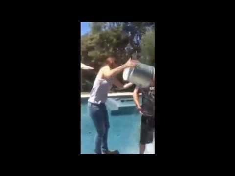 Ben Affleck & Jennifer Garner - ALS Ice Bucket Challenge